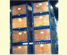 Manufacturer, Stack racks, stacking racks, pallet frames, stackable carts