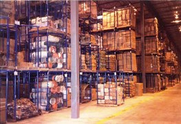 manufacturer, stack racks, stackable carts, pallet stacking frames.